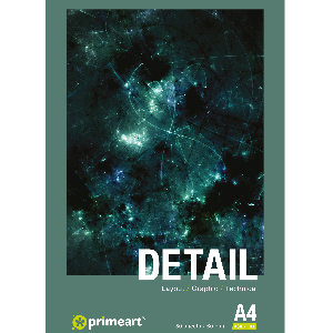 Prime Art Detail Layout Pad 60gsm