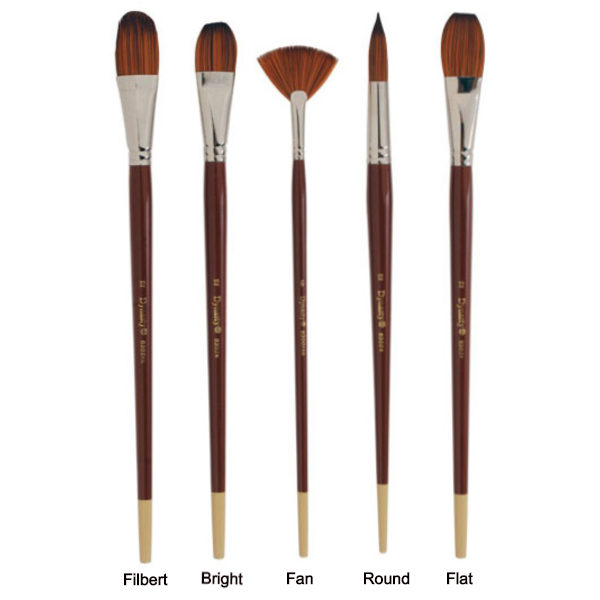 Dynasty Series 8300 Brushes Web2