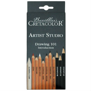 CC46411 - Cretacolor Artist Studio Drawing 101 Introduction - WEB